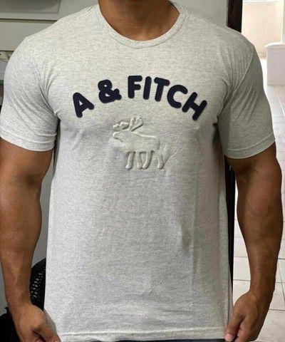 Camisas Abercrombie  70,00 - Foto 6