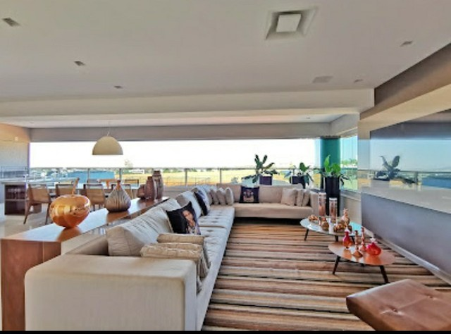 Apartamento mobiliado - Parque Lozandes 163m - Foto 6