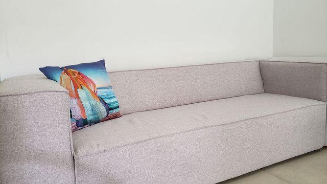 Sofá de design com 6 meses de uso!