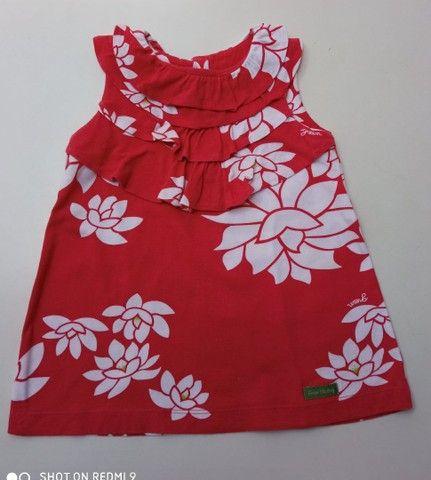 Lote de vestidos 6 a 9 meses - Foto 2