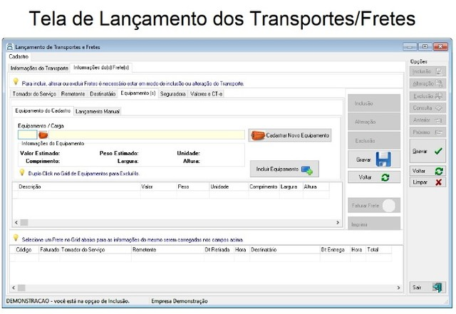 Sistema de Gestão para Transportadoras de Fretes, Transportes. Cadastros, Caixa,Financeiro - Foto 3