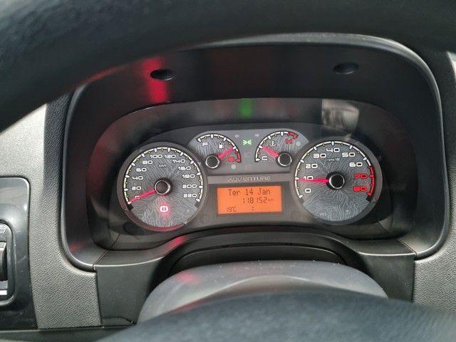 FIAT STRADA 1.8 MPI ADVENTURE CD 16V FLEX 2P MANUAL - Foto 10