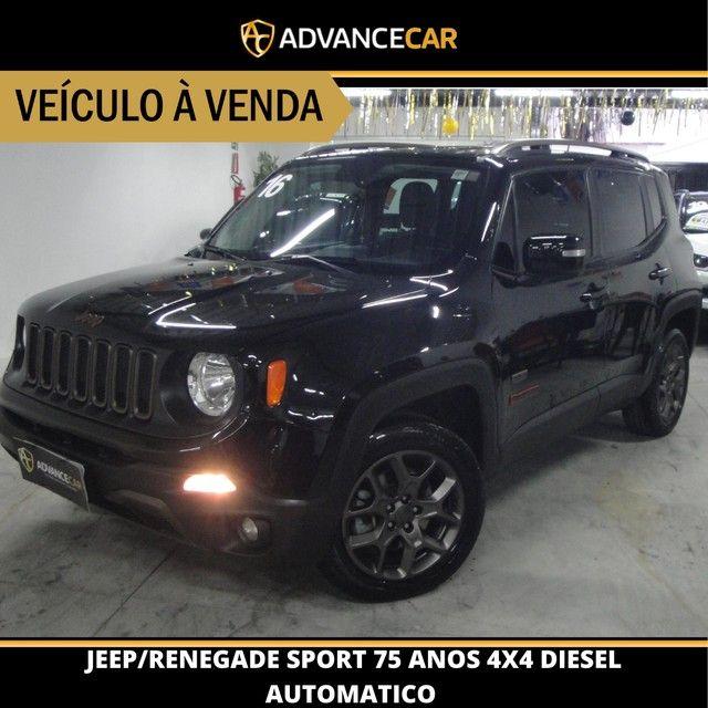 Jeep Renegade Sport 2.0 TDI 4x4 (Aut)