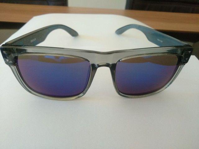 Óculos de Sol marca HB, lente azul espelhado - Foto 2