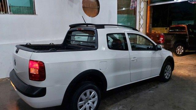 Saveiro 15 / 16 cab dupla 5 passageiros completa  - Foto 5