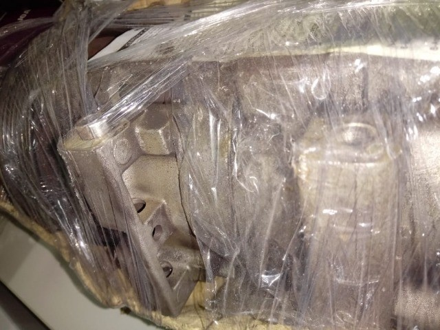 Compressor de Ar condicionado ford Ranger Diesel 3.0 ano 2011 - Foto 3