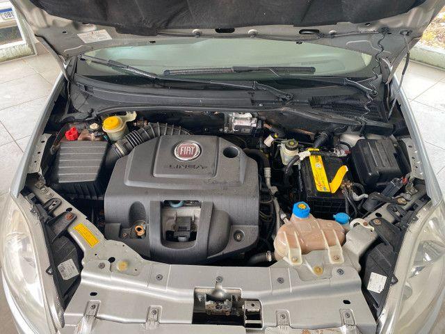 Fiat Linea HLX completo impecável! Ipva 2021 pago! - Foto 15