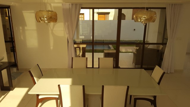 Deslumbrante casa de luxo em condomínio fechado em 2 terrenos  - Foto 4