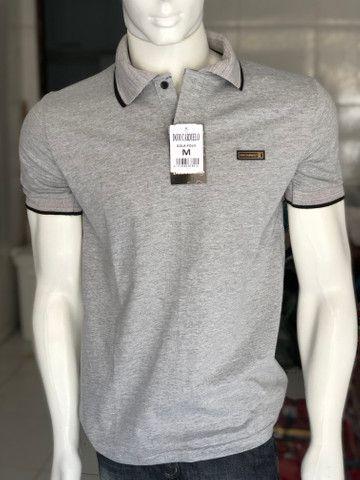 Camisas Gola Polo - R$ 20,00 - Foto 2