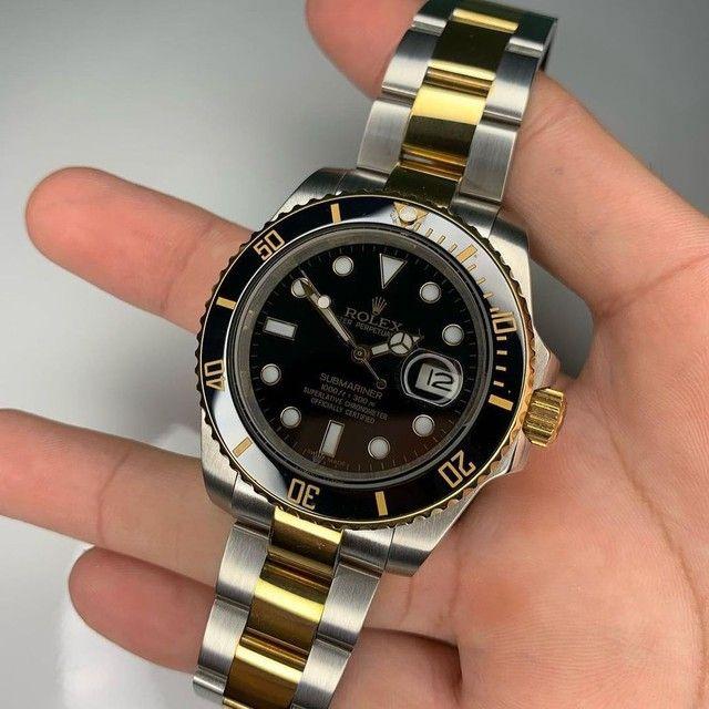 Relógio Rolex Linha Premium