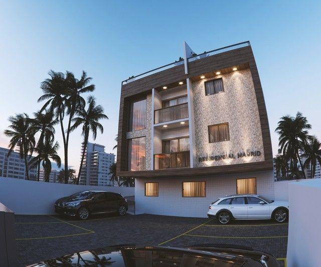 Vendo apartamento com solarium privativo em jaguaribe  - Foto 5