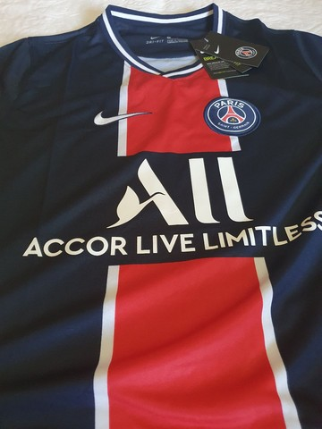 Camisa PSG Home 2021- Masculino - Foto 3