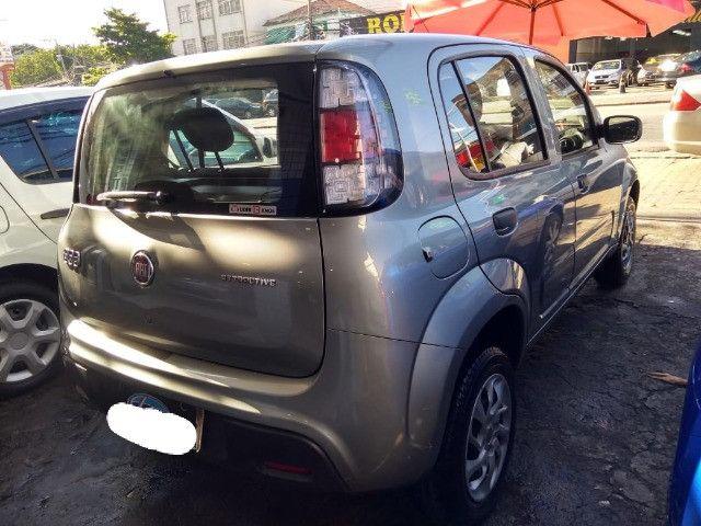 Fiat/uno 2016/2015 completa entrada de 5500 e parcelas de 599 - Foto 9
