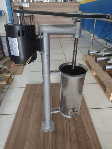 Máquina de uso domestico tambor 16 de inox