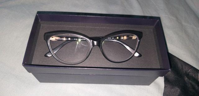 Vendo armação de óculos em excelente estado de conservação!!! - Foto 6