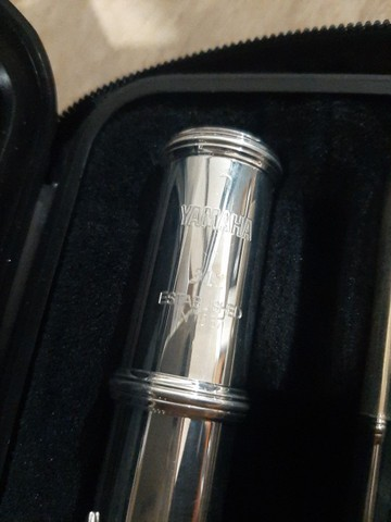 Flauta Transversal Yamaha YFL311 Japonesa - Foto 2