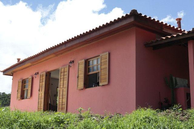 Chácara perfeita com casa em Delfim Moreira - Foto 2