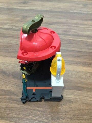 Hotweels city manobra no corpo de bombeiros mattel  - Foto 2