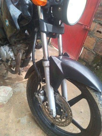 Moto Yamaha Ybr Factor 125 ED 2009 toda em dia e placa Mercosul (LEIA A DESCRIÇÃO) - Foto 4