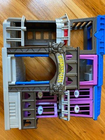 Prisão Gotham city jail Imaginext  - Foto 2