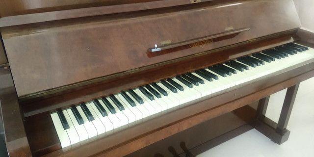 PIANO ACUSTICO BRASIL 88 TECLAS MARAVILHOSO - Foto 4