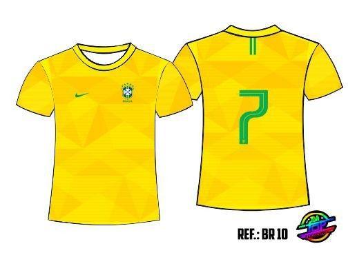 Camisetas Brasil  - Foto 4