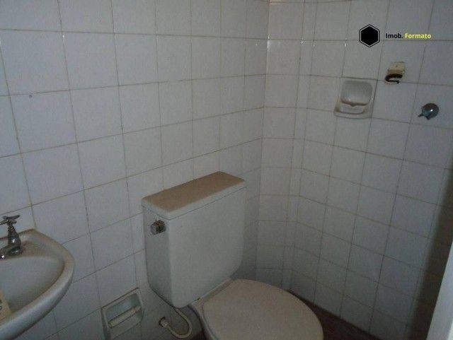 Apartamento para alugar, 65 m² por R$ 900,00/mês - Centro - Campo Grande/MS - Foto 11