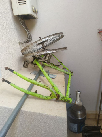 Aro quadro bicicleta Caloi - Foto 2