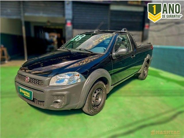Fiat Strada 2018 1.4 mpi hard working ce 8v flex 2p manual - Foto 2
