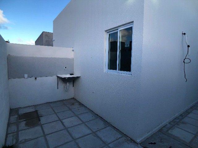 Casa com 2 quartos no Valentina com Documentação inclusa - Pronta para morar - Foto 11