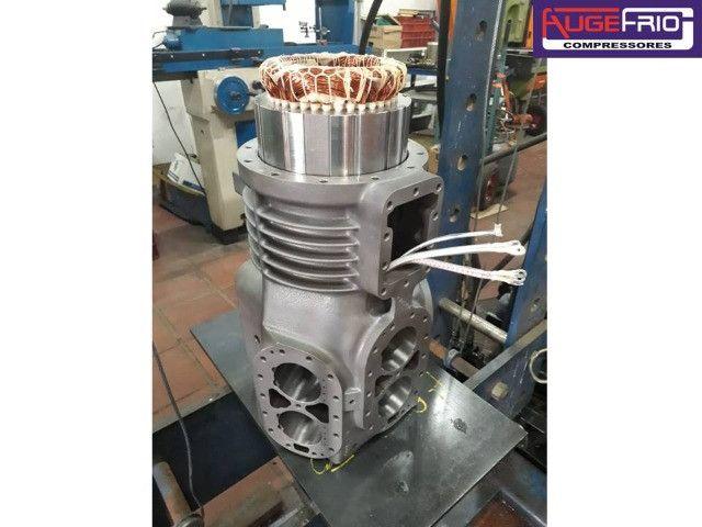 6F50.2 Bitzer - Compressor Remanufaturado - Foto 6