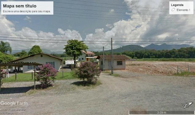 Terreno na BR 101, na marginal, ótimo para galpão, aceita permuta, 4.774 m², Pirabeiraba