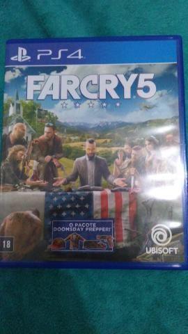 Farcry 5 Ps4