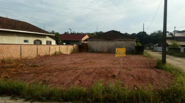Terreno para venda em Balneário Barra do Sul/ SC