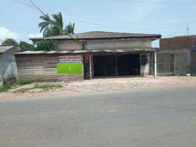 Vendo ponto comercial na rua setentrional no Araxá próximo a UPC