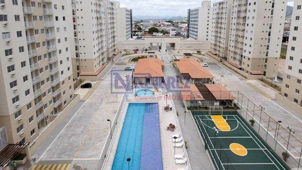 Apartamento  com 2 quartos no Villaggio Limoeiro - Bairro Jardim Limoeiro em Serra