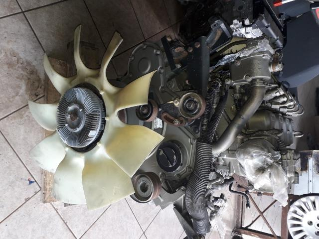 Motor Parcial MWM X12 Eletrônico 4cc Cargo/Volare/VW/Agrale - Foto 5