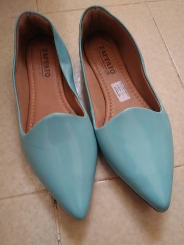 90607be5a13 Sapatilha Zappato nunca usada - Roupas e calçados - Serra Grande ...