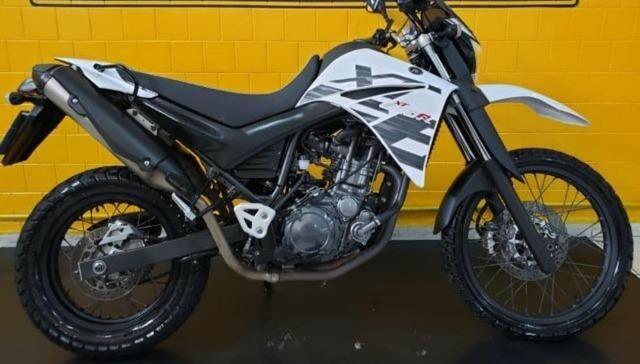 Yamaha xt 660R -2018-