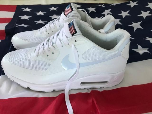 b317eebc950 Nike Air max 90 independence day hyperfuse Branco - Roupas e ...