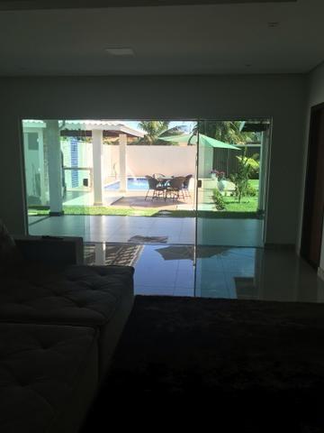 Belíssima casa em condomínio fechado barra do jacuipense $500 - Foto 10