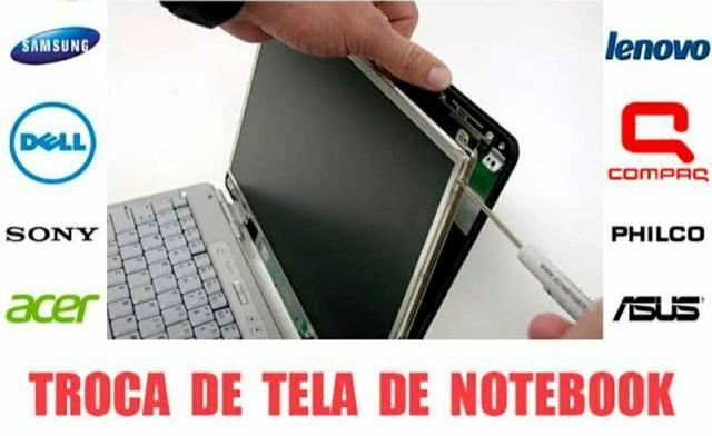 Conserto de Notebooks, PC Game, Macbooks, All in Ones e Vendas de Peças - R$ 160,00 - Foto 2