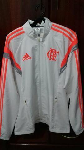 37402b5b9d Blusa De Frio Da Adidas Flamengo - Roupas e calçados - Casa Grande ...