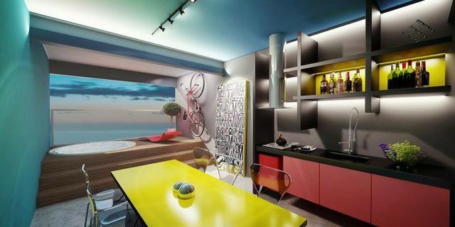 Apartamento tipo flat, na av beira mar de piedade - Últimas unidades - Foto 10