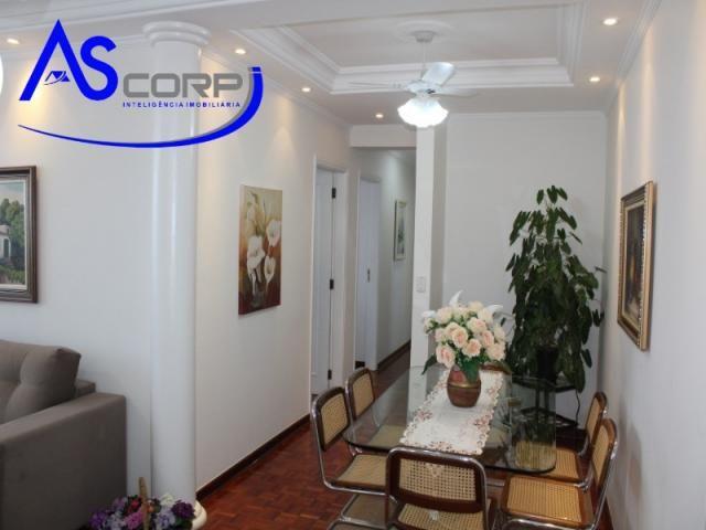 Apartamento 113 m2 3 dormitórios Centro - Piracicaba