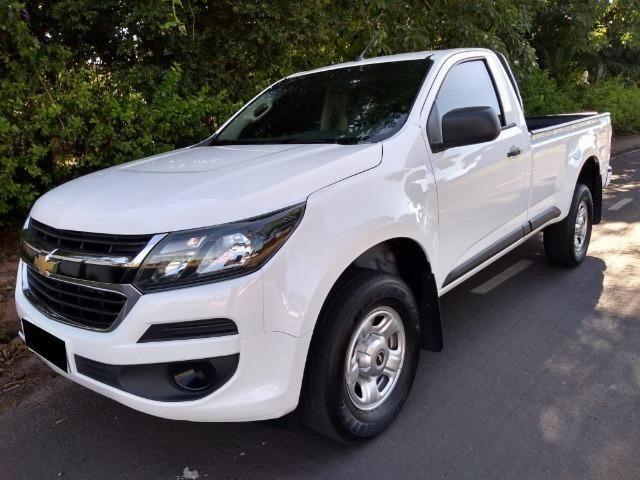 Gm - Chevrolet S10 LS Diesel 4X4 CS 0km 19/20 IPVA 2020 pago