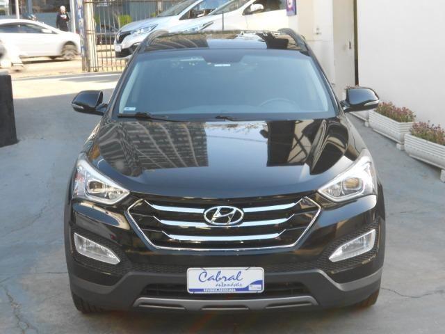 Hyundai Santa Fe 3.3 4X4 V6 Automático 4Wd - Foto 2