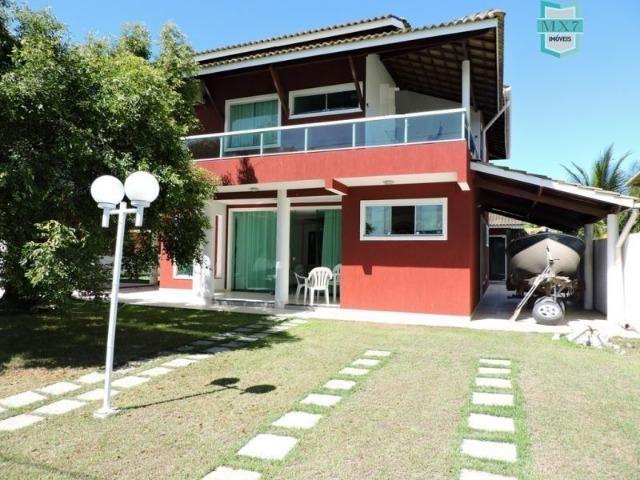 Casa em Barra do Jacuípe próximo a praia com seis amplos quartos - Foto 2