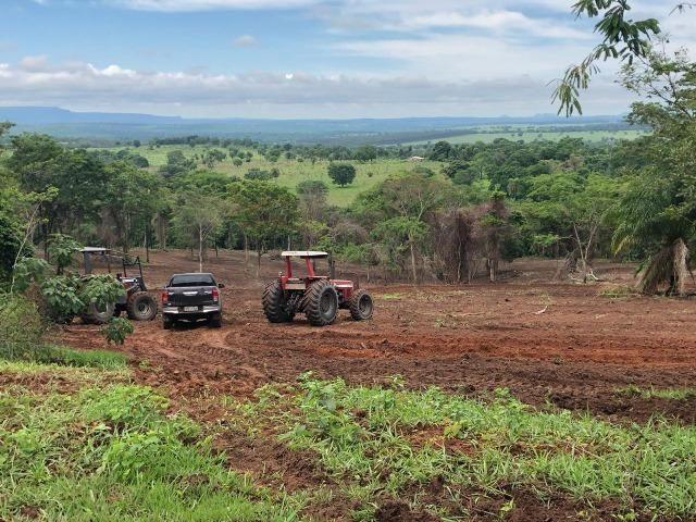 Nova Taquari MT Fazenda a 60 km da cidade com 2.480 hectares em pasto - Foto 14