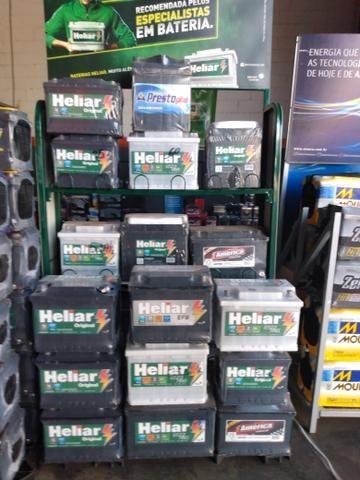 Baterias de alto padrão para todos SEGUENTOS